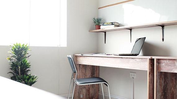 espacios individuales coworking