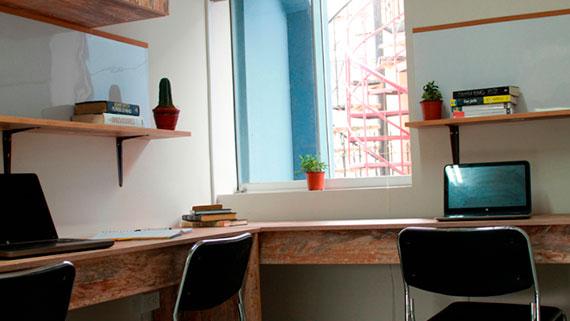 oficinas privadas coworking