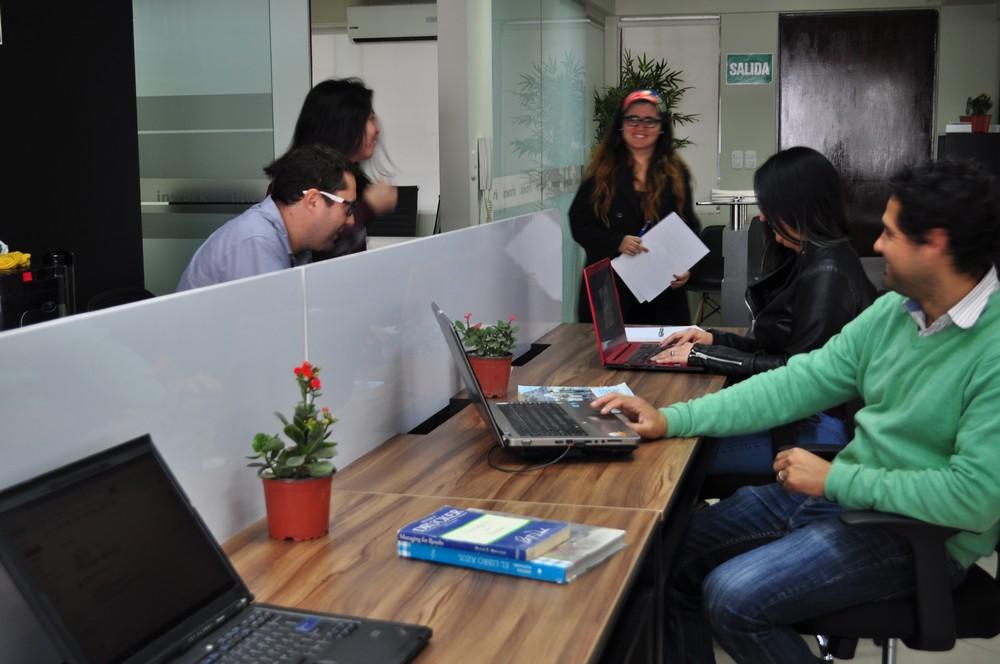 oficinas flexibles surco