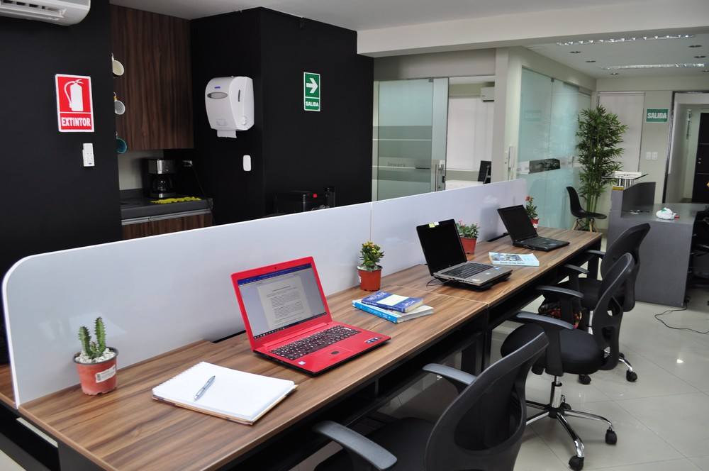 oficinas flexibles